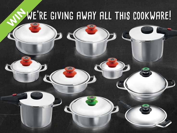 AMC | AMC cookware giveaway!