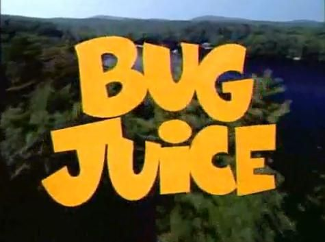Bug Juice!!!!! Who else remembers this show!! It made me want to go to a summer camp so bad lol.