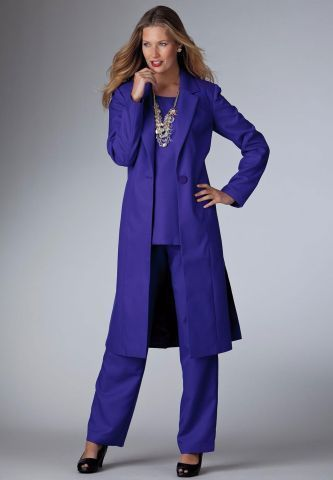 Suits, Pants and Special occasion on Pinterest