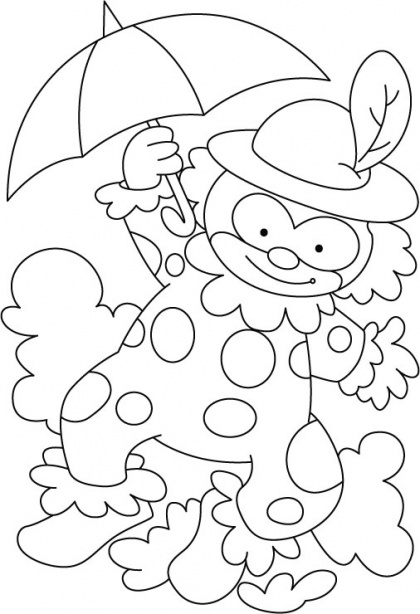Circus coloring page | Download Free Circus coloring page for kids | Best Coloring Pages