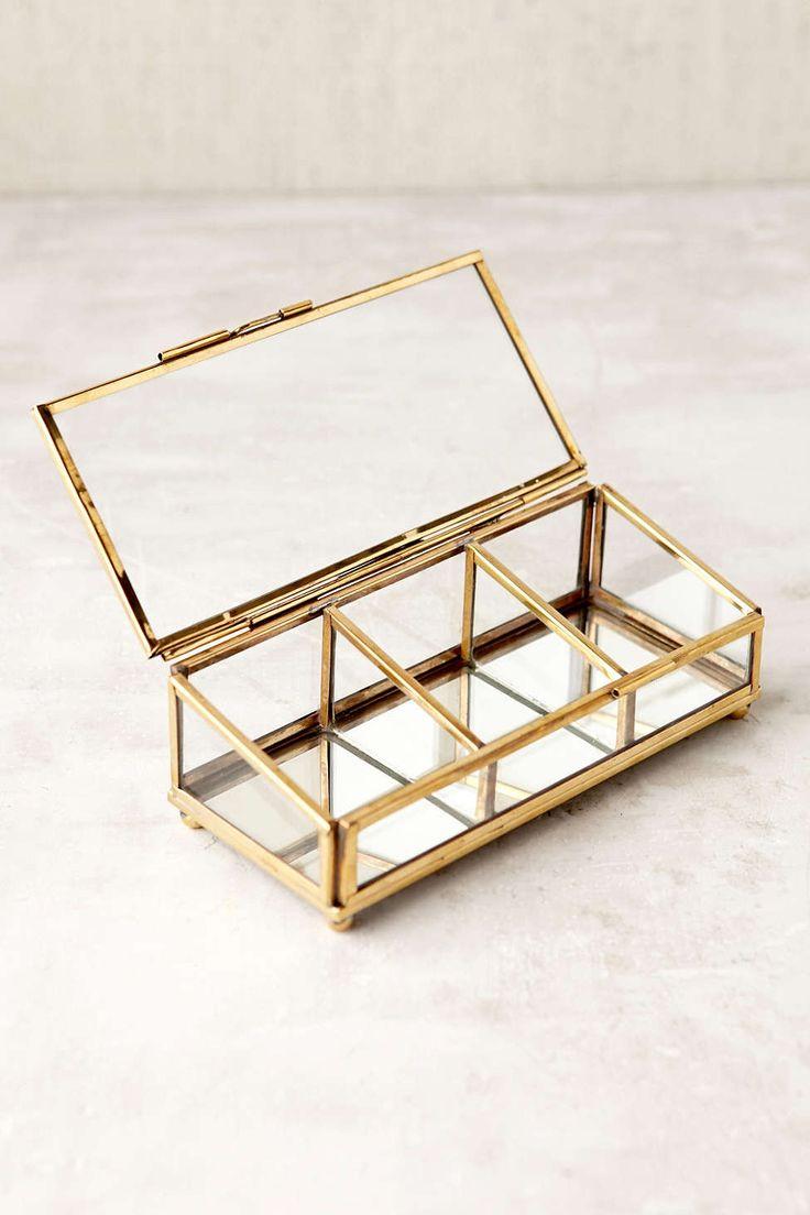 Keepsake Glass Display Box