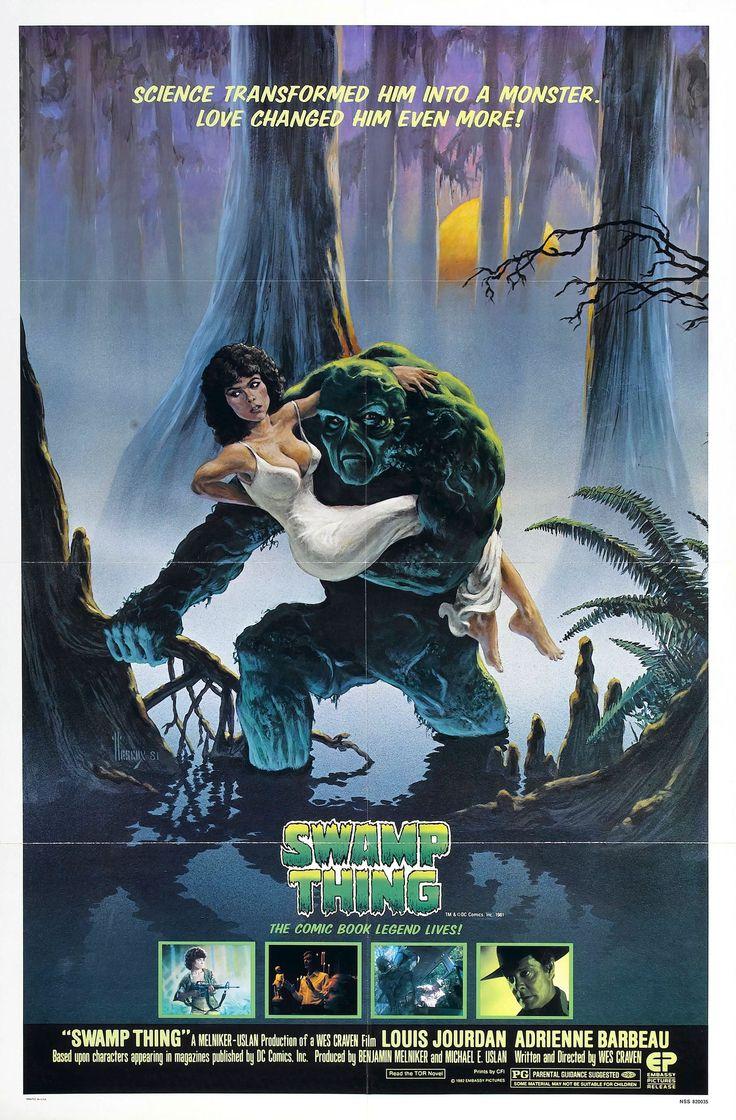 Swamp Thing, 1982