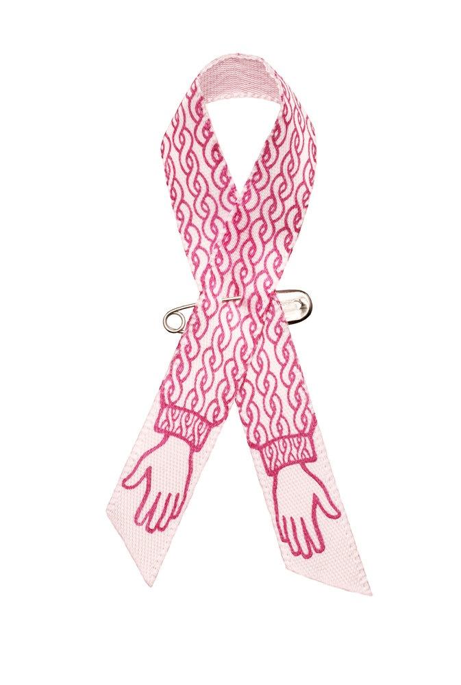 Rosa Bandet 2011. En minikollektion i sex olika mönster. Design: Per Holknekt och Lena Philipsson.