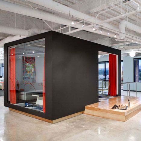 Dreamhost offices by Studio O+A/