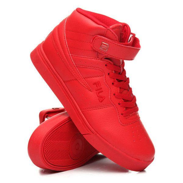 24a85f5f02b1f vulc 13 mp tonal sneakers by Fila ($40) ❤ liked on Polyvore ...
