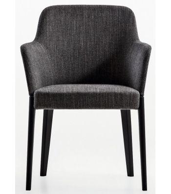 Chelsea Chair Wit Armrests Molteni & C