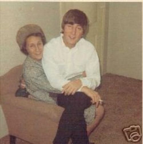 """""""I don't think Mimi could deal with America … not New York … I keep in touch sporadically … the relationship never changes … she still thinks I'm an """"idiot"""" who """"got lucky""""!    -Part of John Lennon's letter to cousin David in June 1975"""