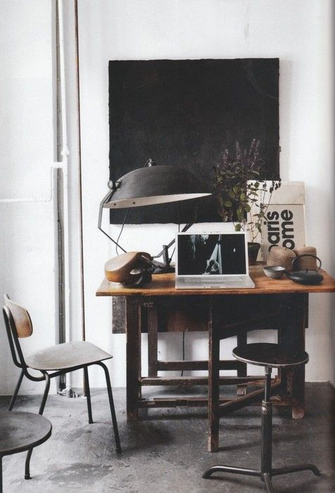 perfect office  Oliver Gustavs home
