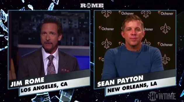Sean Payton Says He Was A Better College QB Than Tony Romo | Robert Littal Presents BlackSportsOnline