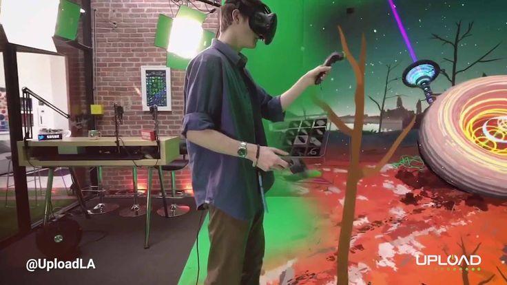 Upload.io – Virtual Reality – Learn Skills for the Future