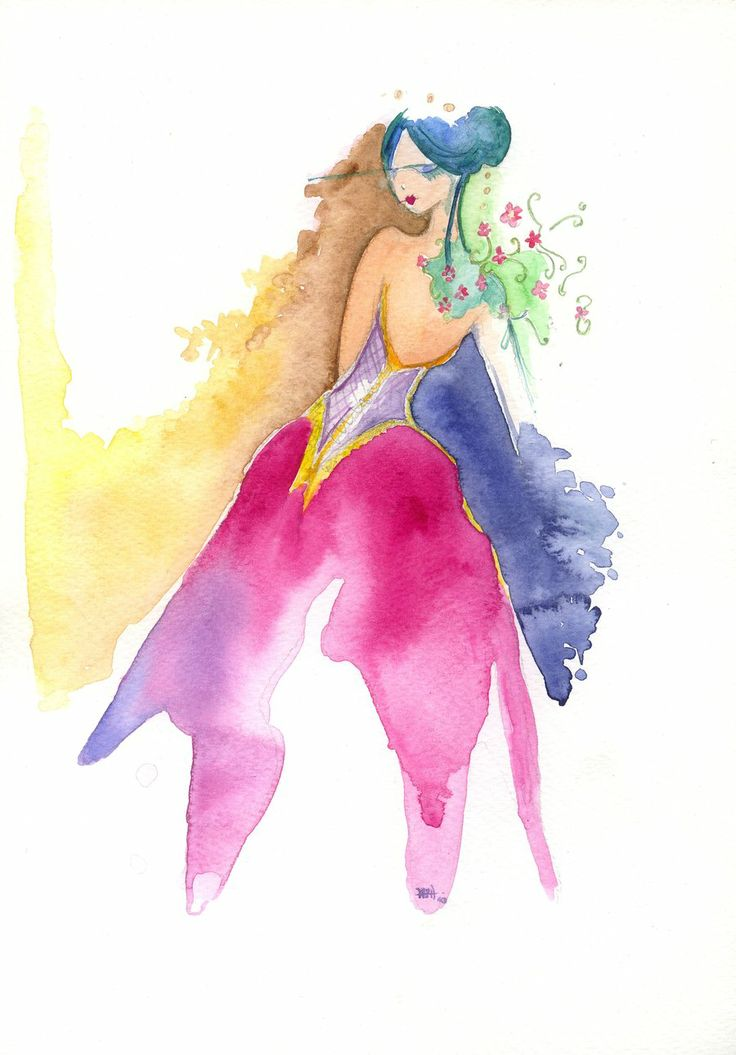 Virgo by teyanna.deviantart.com on @deviantART
