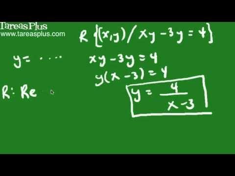 Concepto de función parte 2