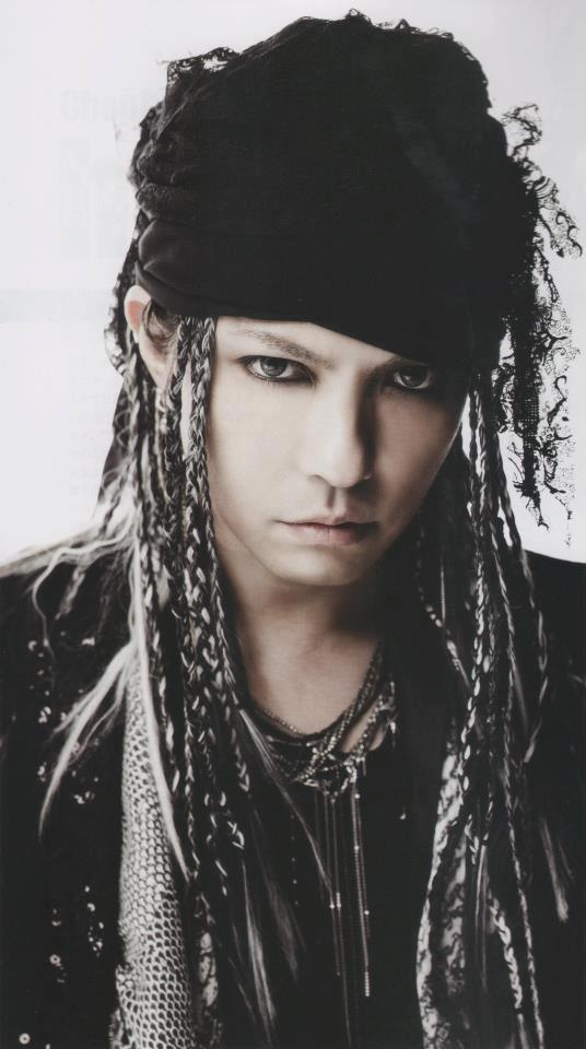 HYDE from L'Arc en ciel