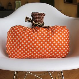 Fall Pumpkin Pillow is prefect for Halloween decorations and fall decor