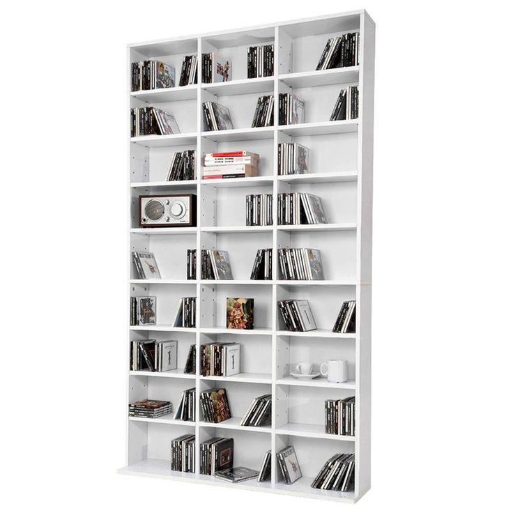 ber ideen zu blu ray regal auf pinterest cd. Black Bedroom Furniture Sets. Home Design Ideas