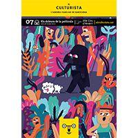 """El Culturista - """"Els dolents de la pel·lícula"""" - Revista Desembre 2015 - Gener 2016."""