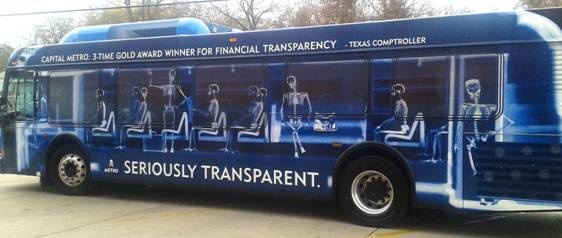 Cool Bus Ads