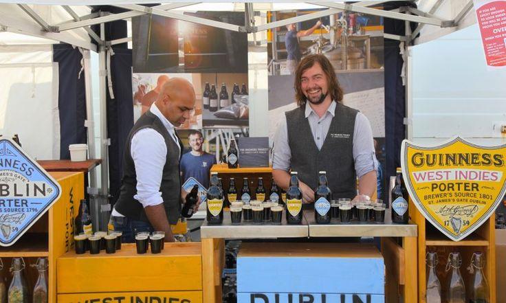 Portýři přichází - Nové druhy piv Guinness