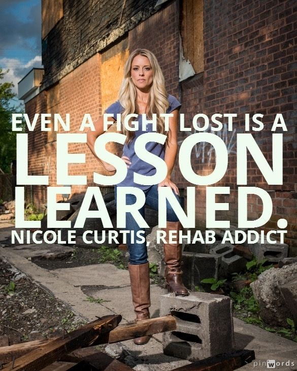 1000 images about rehab addict on pinterest how to do for What does nicole curtis house look like