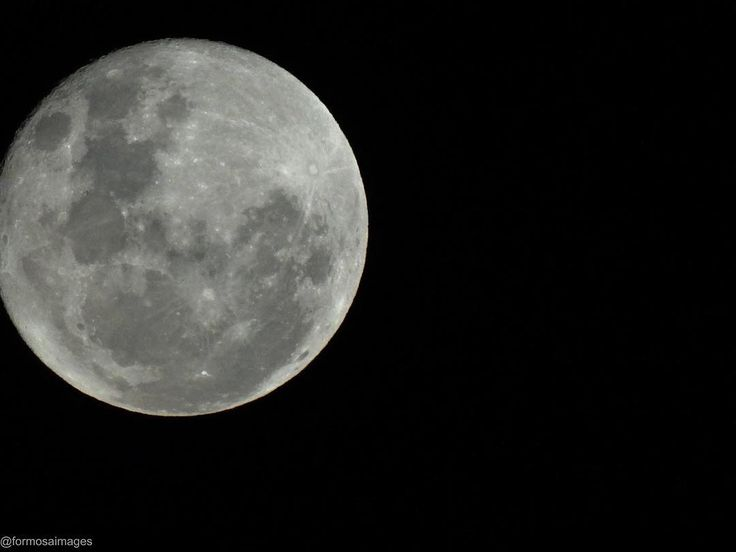 Last nights Supermoon! #moon #melbourne #astronomy