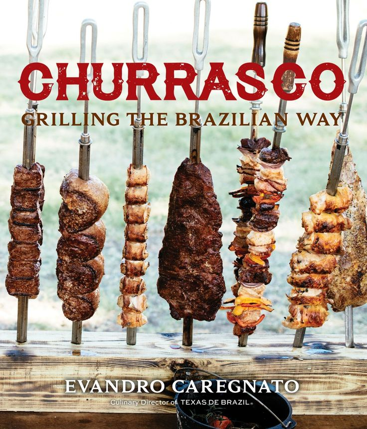 Churrasco: Grilling the Brazilian Way, written by Evandro Caregnato, features the grilling and gaucho culture of southern Brazil with over 70 recipes and a full history from the creation&…