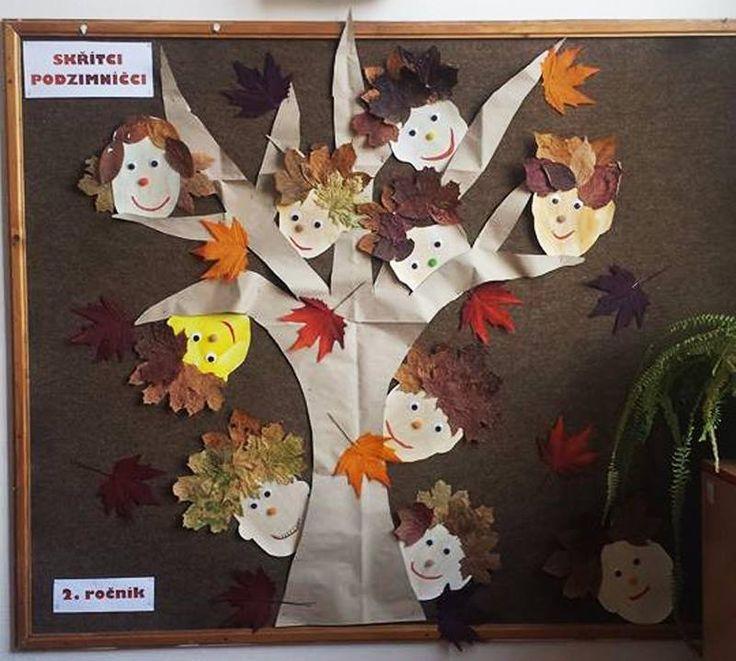 Skřítci podzimníčci