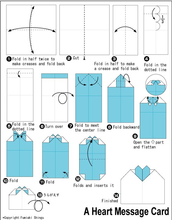easy origami lizard instructions