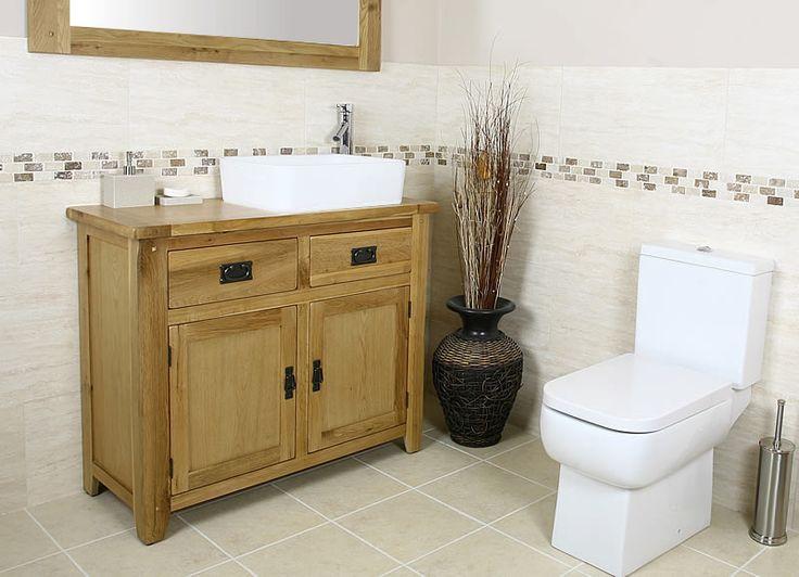 rustic oak bathroom furniture. Rustic oak vanity for bathroom 54 best Bathroom Vanities images on Pinterest
