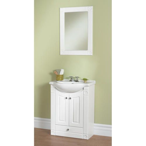 Bathroom Vanity 24 X 17 101 best small white bathroom vanity, etc. ideas images on