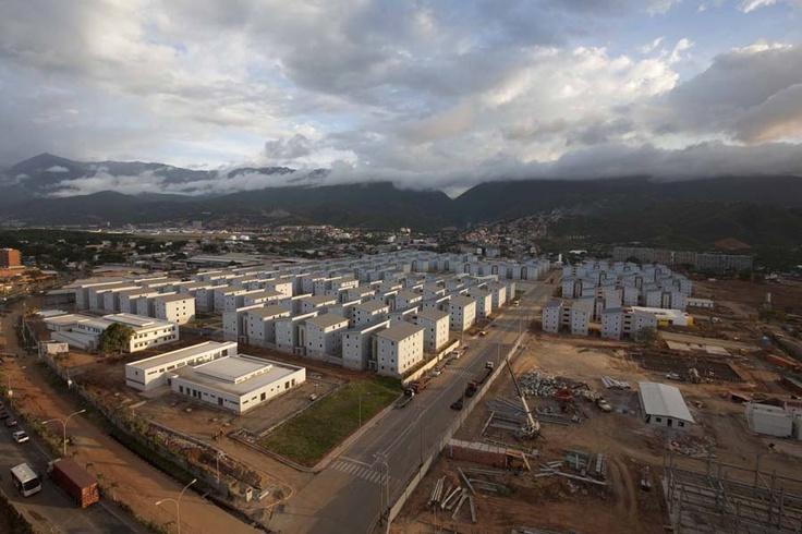 Vargas - Catia la Mar Sosyal Konut Projesi, Uysalkan Mimarlık