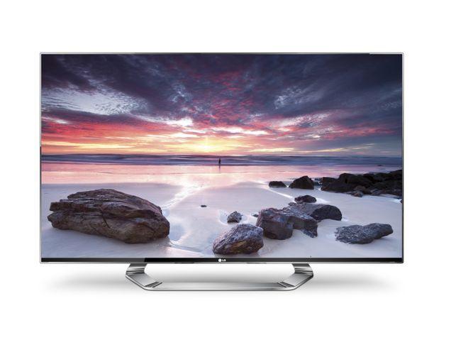 55-inch LG 3D Smart TV #lg #biasicom #3d