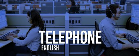 This Telephone English course give a more in depth overview towards call center training as well as customer service etiquettes.
