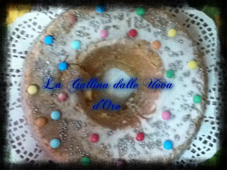 Torta all'arancia con smarties con Eridania e Molino dalla Giovanna  sul mio blog misto http://monicu66.blogspot.it/2015/02/torta-allarancia-con-smarties-con.html#comment-form e sul mio blog di cucina http://imanicarettidimonicu.blogspot.it/2015/02/torta-allarancia-e-smarties.html#comment-form
