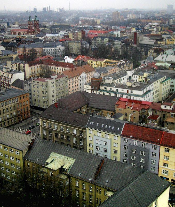 Ostrava, Czech Republic Copyright: Richard Gatward