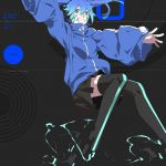 Mekakucity Actors Ene iPhone Wallpaper