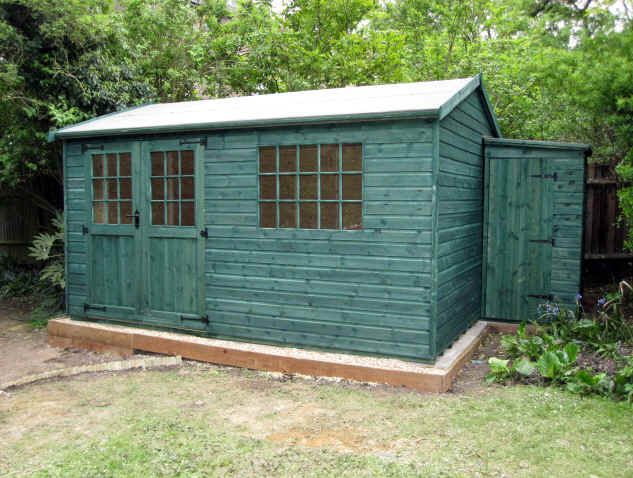 large garden sheds - Google Search