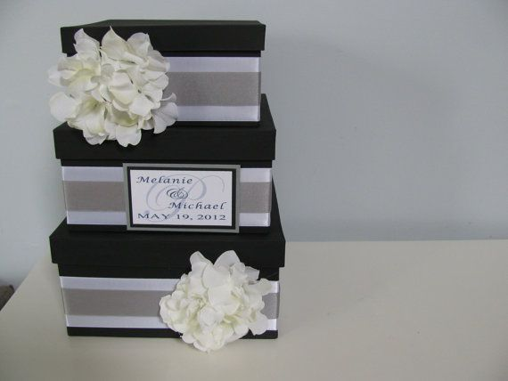 17 Best images about Wedding Card Boxes – Modern Wedding Card Box
