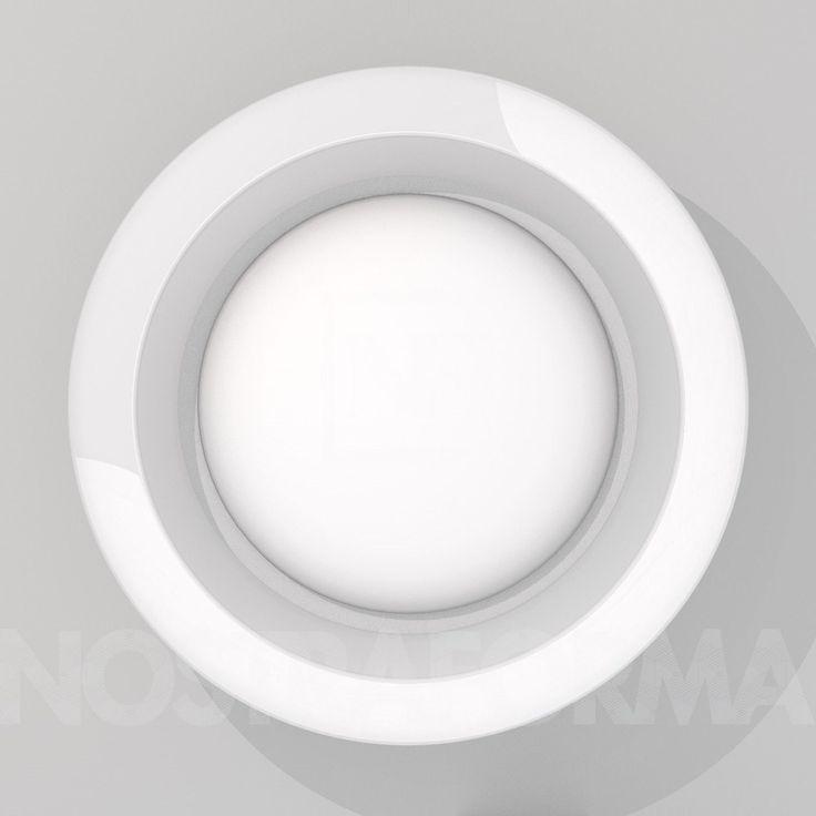 Glashtte Limburg 8904 8999 Wand Und Deckeneinbauleuchte LED Rund