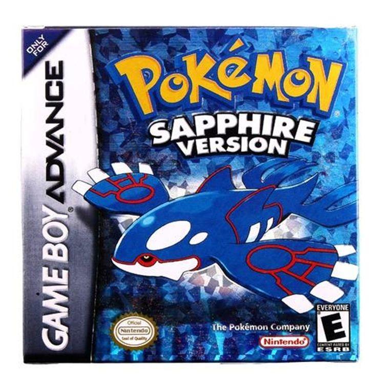 pokemon sapphire version - HD1600×1600
