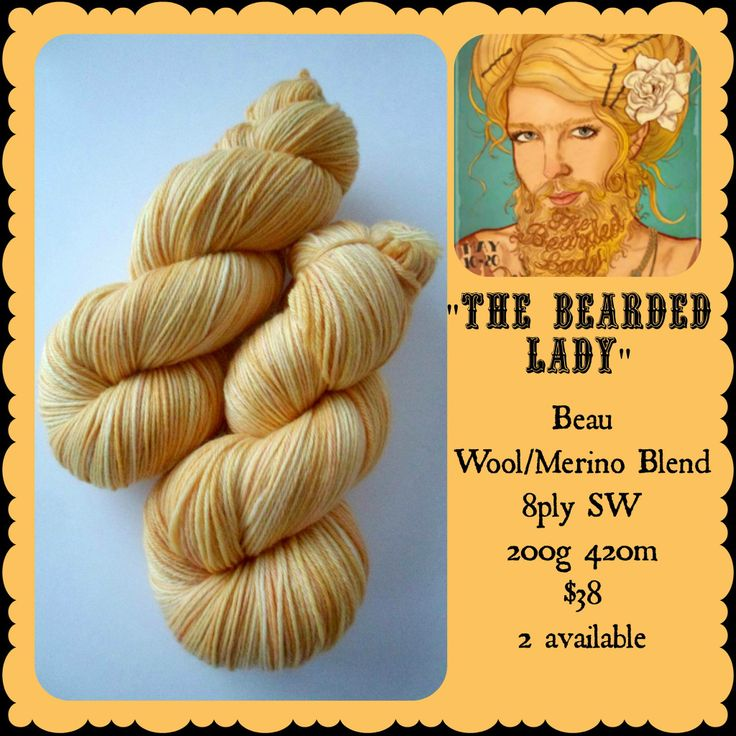 The Bearded Lady - The Greatest Show on Earth | Red Riding Hood Yarns