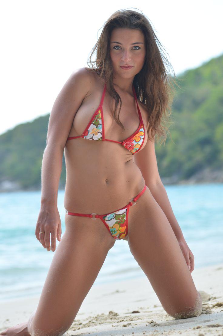 Commit error. Women in quite bikinis