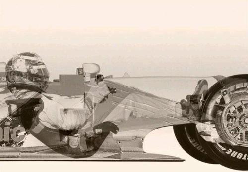 mclaren-soul:  Cockpit position of an F1 driver