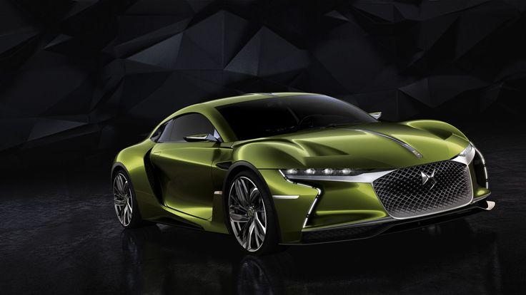 DS dévoile un impressionnant concept E-Tense. Ce coupé électrique passera-t-il en série pour faire le lien avec la Formule E ?