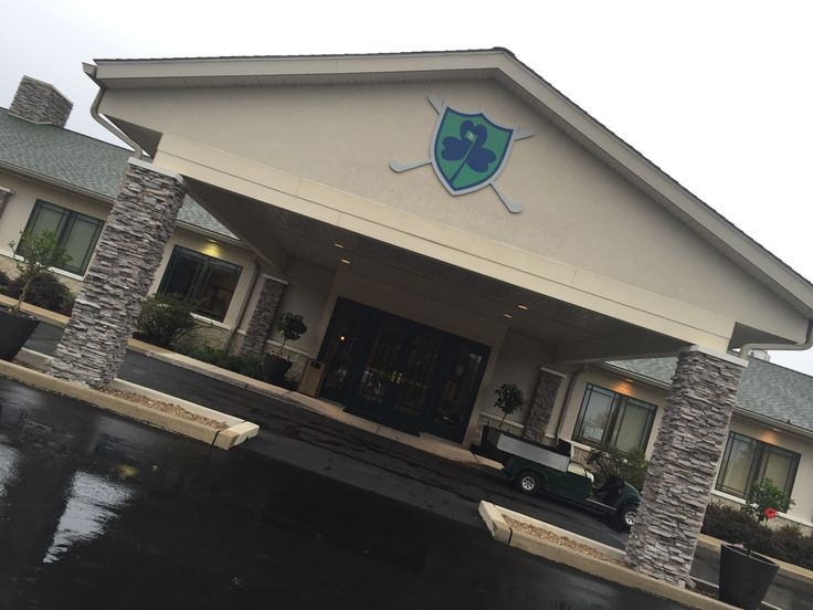 Blue Shamrock Golf Course Palmerton PA