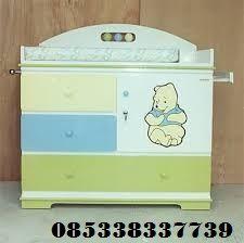 Baby Tafel Minimalis Winy The Poo - Jual Baby tyafel atau Meja Ganti Popok beragam-ragam Model dari Minimalis cat duco maupun karakter kartun