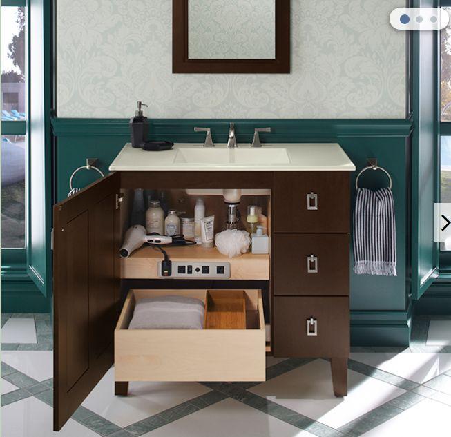 Pic On Condo Bathroom Bathroom Furniture Bathroom Storage Bathroom Vanities Bathroom Ideas Contemporary Bathrooms Baths Vanity