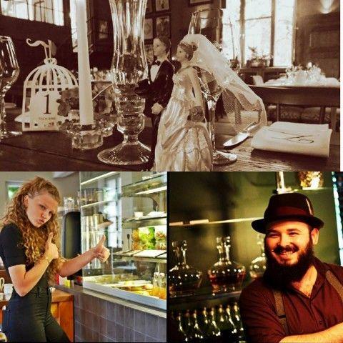 ❤ #HOCHZEIT ❤ Wochenende in der Zauberflöte 😍Restaurant deshalb Freitag & Samstag geschlossene Gesellschaft...Z Café @ Z Bar in Offenburg aber wie gewohnt für Euch im Einsatz... 💜💤