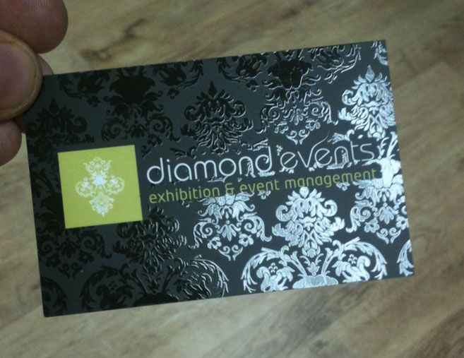 creative business cardscard