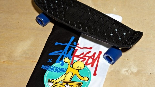 Lance Mountain x Stussy x Banana Boards