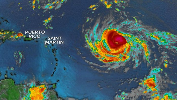 "There is an ""increasing chance"" that Florida and the Florida Keys will see ""some impacts from"" Hurricane Irma -- which is currently closing in on the Caribbean -- later this week and over the weekend, the National Hurricane Center (NHC) said this morning, adding that it's still"